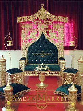 Hürrem Sultan Kına Tahtı