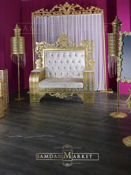 Mahpeyker Kösem Sultan tahtı