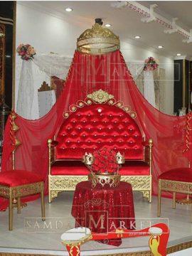 Kına Tahtı 06 – Kırmızı Set